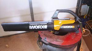 Worx leaf blower/mulcher /vacuum for Sale in Denver, CO