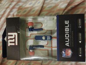 New York Giants headphones for Sale in Tampa, FL