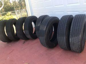Trailer Tires Kapsen HS219 for Sale in Kissimmee, FL