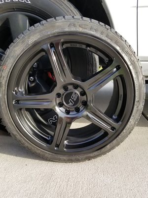 4 17inch 4 lug wheels for Sale in Winter Haven, FL
