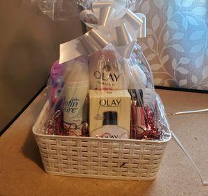 Custom beauty baskets for Sale in Visalia, CA