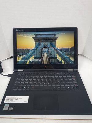 Lenovo Yoga Touch Screen Laptop Computer -- Intel Core i5-4200U, 8GB RAM, 256GB SSD, Windows 10 Home for Sale in San Diego, CA