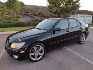 Lexus is300 Clean title for Sale in Vista, CA