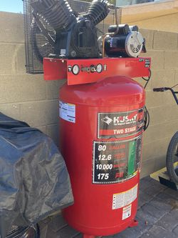 Husky Pro 2 Stage Air Compressor for Sale in Las Vegas,  NV