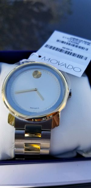 Movado watch men for Sale in Tolleson, AZ