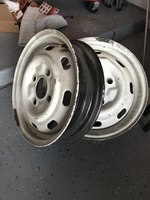 1969 VW Bug Rims for Sale in Fort McDowell, AZ