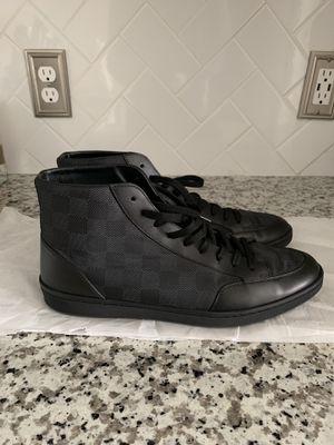 Louis Vuitton Offshore Sneaker Boot Size 9 for Sale in Atlanta, GA