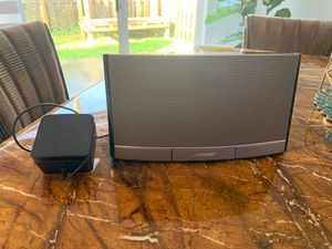 Bose SoundDock Portable 30-Pin iPod/iPhone Speaker Dock for Sale in Miramar, FL