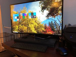 """HP Envy All-In-One PC 27"""" TOUCHSCREEN for Sale in Chandler, AZ"""