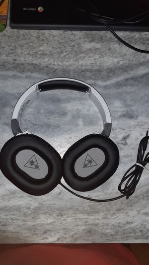 Turtle beach headset for Sale in Brockton, MA