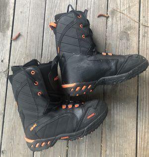 HMK Highmark Pro Snowmobile Boots Sz. 14 for Sale in Spokane, WA