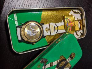 Power rangers vintage watch (white ranger) for Sale in Miramar, FL