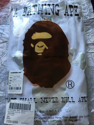 Bape A Bathing Ape Hologram Tee for Sale in Clearwater, FL