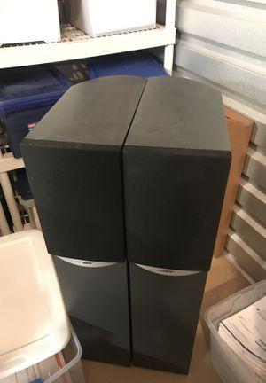 Bose 701 Series II Speaker pair for Sale in Port St. Lucie, FL