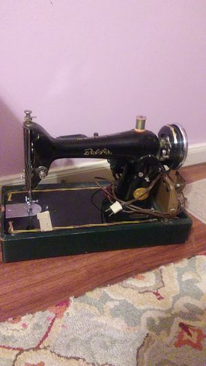 Antique sewing machine for Sale in Houston, TX