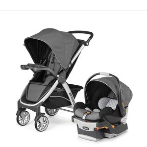 Cart Seat and Stroller for Sale in Gaithersburg, MD