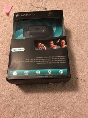 Logitech C920 HD pro Webcam for Sale in Falls Church, VA