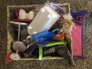 Barbie dolls, accessories, and furniture for Sale in Bluffdale, UT