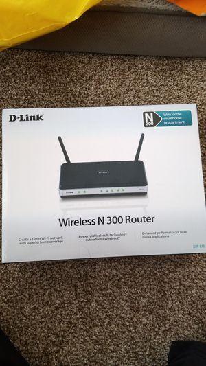 Wireless N 300 router for Sale in Murrieta, CA