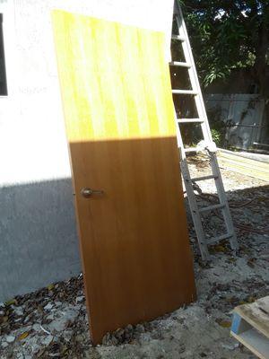 Wood doors for Sale in Miami, FL