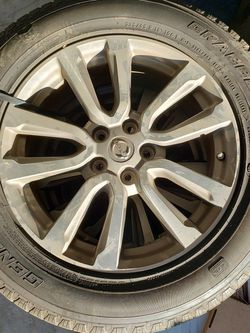 2015 NISSAN PATHFINDER RIMS for Sale in Cape Coral,  FL