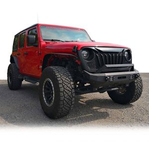 Jeep Wrangler Front SNDT Bumper (2018-2020) for Sale in Arlington, TX