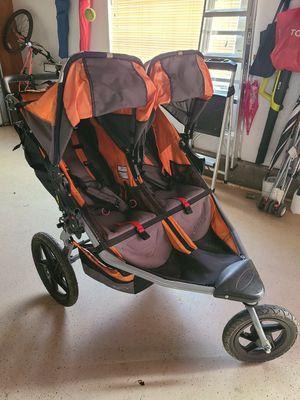 BOB jogger double stroller for Sale in Etiwanda, CA