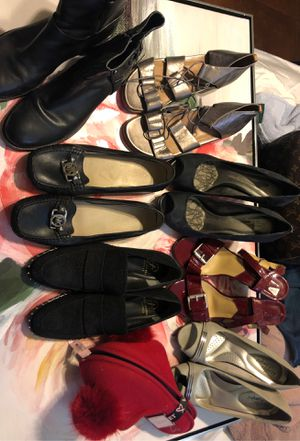 Lot of nice shoes for Sale in Phoenix, AZ
