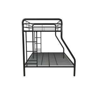 Full and Twin size bunk bed. NO MATTRESSES for Sale in New York, NY