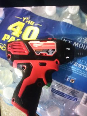Milwaukee impact drill for Sale in Chicago, IL