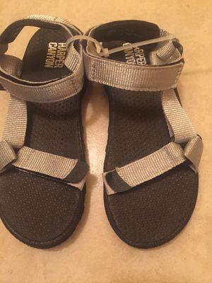 Grey sandals for Sale in Cudahy, CA