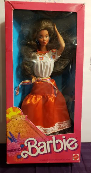 Collectible Mexican Barbie for Sale in North East, MD