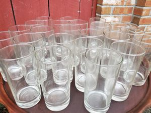 Lot of 25 Libbey 12 ounce glasses for Sale in Norwich, CT