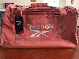 Reebok duffle bag for Sale in San Antonio, TX