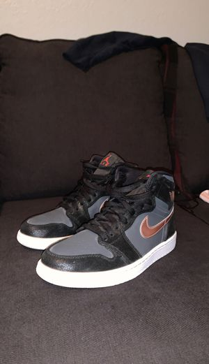 Nike, Retro Jordan 1's (one's), Bronze, 8.5 for Sale in Belleview, FL