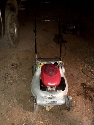 Honda lawnmower for Sale in Irving, TX