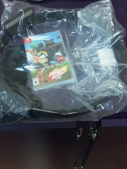 Nintendo Switch Game Ring Fit Adventure for Sale in Seattle,  WA