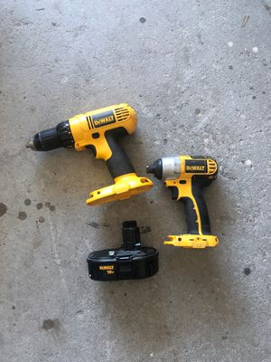 Dewalt drills for Sale in Ocoee, FL