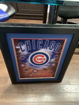 Clubs picture in frame for Sale in New York, NY
