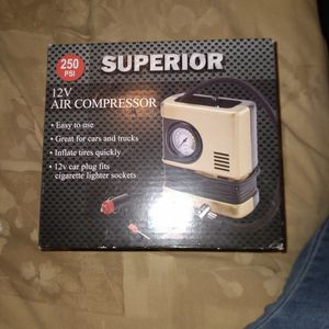 12V Air Compressor for Sale in Bakersfield, CA