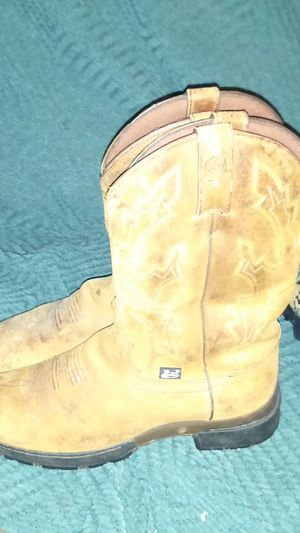 Justin women cowboy boots for Sale in La Vergne, TN