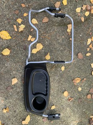 BOB Double Stroller attachment for Chicco Infant Seat and Tray for Sale in Seattle, WA