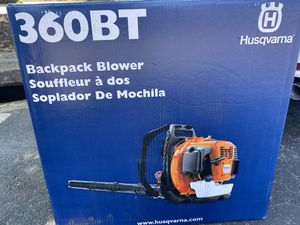 Selling back pack blower brand new for Sale in Lawrenceville, GA