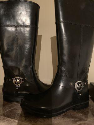 Micheal Krors rain boots size 7 for Sale in Dearborn, MI