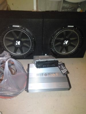 Stereo system for Sale in Laveen Village, AZ