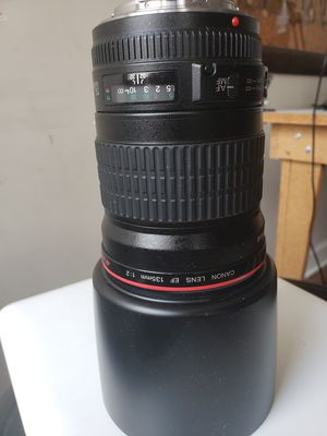Canon 135mm f2 (Lord of the rings) for Sale in Atlanta, GA
