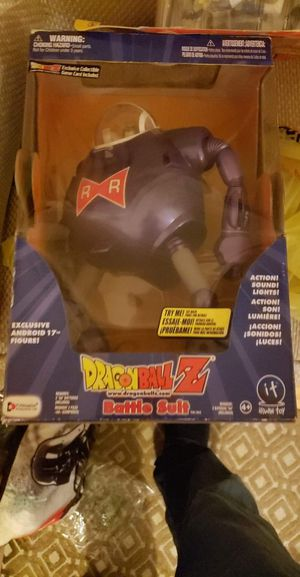 Dragon ball z battle suit for Sale in Ocean Township, NJ