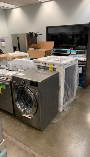 French Door Refrigerator Stainless Steel Washer Dryer Stove Oven Dishwasher for Sale in Norwalk, CA