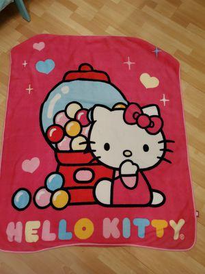 Hello Kitty blanket for Sale in Mesa, AZ