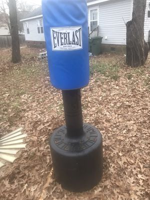 Punching bag for Sale in Greenville, NC